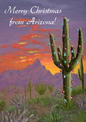 c1127b christmas in arizona by brenda bowers